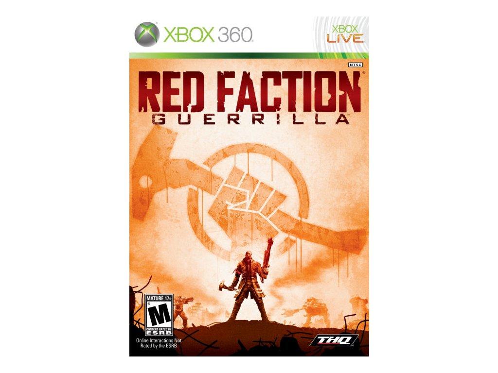 Xbox 360 Red Faction Guerrilla (DE)
