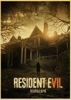 Plagát  Resident Evil VII (nový)