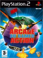 PS2 Arcade 30 Games Action