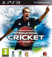 PS3 International Cricket 2010