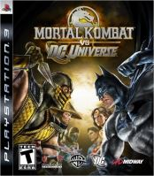PS3 Mortal Kombat Vs. DC Universe