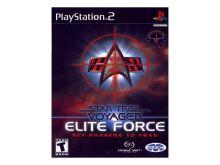 PS2 Star Trek Voyager: Elite Force