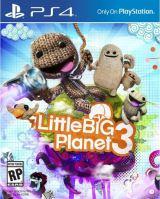 PS4 Little Big Planet 3 (nová)