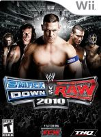 Nintendo Wii SmackDown vs Raw 2010
