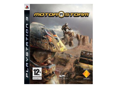 PS3 Motorstorm
