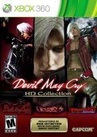 Xbox 360 Devil May Cry Hd Collection (nová)