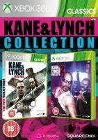 Xbox 360 Kane And Lynch Collection (Dead men + Dog days 2)
