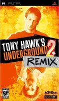 PSP Tony Hawk's Underground 2 Remix (DE)