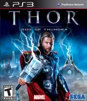 PS3 Thor God Of Thunder