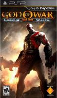 PSP God Of War Ghost Of Sparta