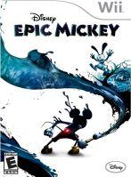 Nintendo Wii Disney Epic Mickey (DE)