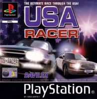 PSX PS1 USA Racer