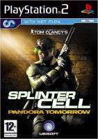 PS2 Tom Clancys Splinter Cell Pandora Tomorrow
