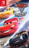 Nintendo Switch Autá 3, Cars 3: Driven to Win