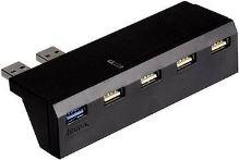 [PS4 Fat] USB HUB Hama - černý
