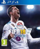 PS4 FIFA 18 2018 (nová)