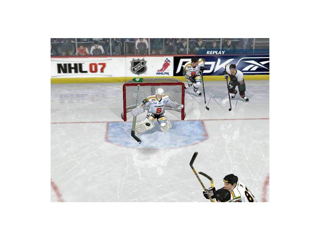 Xbox 360 NHL 07 2007