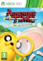 Xbox 360 Adventure Time Finn and Jake Investigations