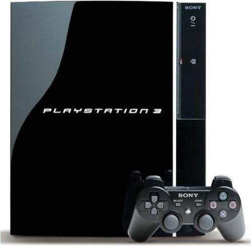 PlayStation 3 Fat ORIGINAL 60 GB