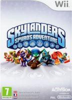Nintendo Wii Skylanders: Spyro's Adventure (iba hra)