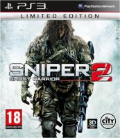 PS3 Sniper Ghost Warrior 2