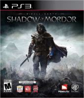 PS3 Middle Earth Shadow Of Mordor (nová)