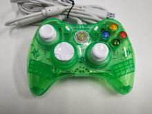 [Xbox 360] Drôtový Ovládač Rock Candy - zelený (estetická vada)