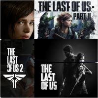 [PS4] Polep The Last of Us part - rôzne typy konzol (nový)