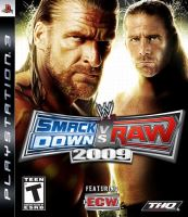 PS3 SmackDown vs Raw 2009
