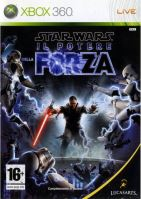 Xbox 360 Star Wars The Force Unleashed (bez obalu)