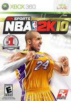 Xbox 360 NBA 2K10 2010