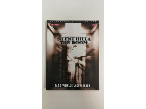 Game Book - Silent Hill 4 The Room (DE)