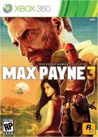 Xbox 360 Max Payne 3 (nová)