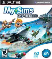 PS3 MySims Sky Heroes (nová)