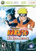 Xbox 360 Naruto The Broken Bond