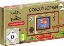 Nintendo Game & Watch: Super Mario Bros. Handheld-Mini (Nové)