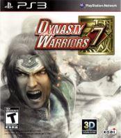 PS3 Dynasty Warriors 7 (nová)