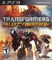 PS3 Transformers Fall Of Cybertron (nová)