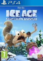 PS4 Ice Age Scrats Nutty Adventure - Doba Ľadová (nová)