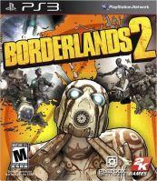 PS3 Borderlands 2 (nová)
