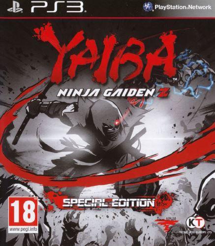 PS3 Yaiba Ninja Gaiden Z