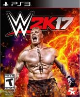 PS3 WWE 2K17