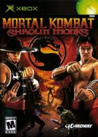 Xbox Mortal Kombat - Shaolin Monks