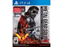 PS4 Metal Gear Solid 5: The Definitive Experience (Ground Zeroes + The Phantom Pain)