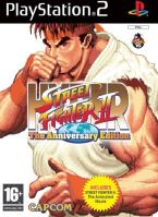 PS2 Hyper Street Fighter2: The Anniversary Edition