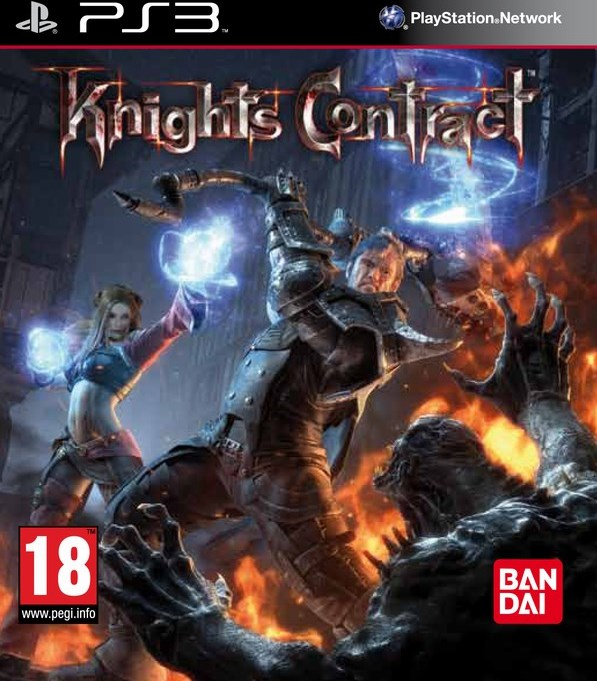 PS3 Knights Contract