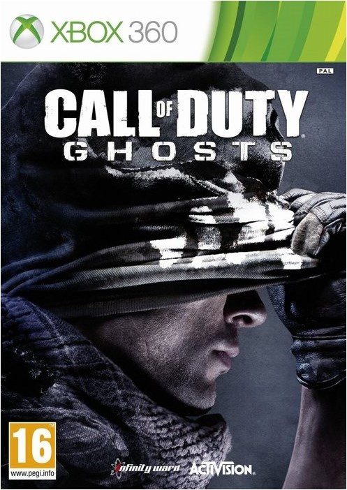 Xbox 360 Call Of Duty Ghosts