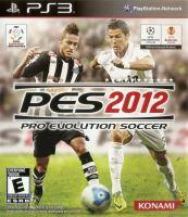 PS3 PES 12 Pro Evolution Soccer 2012 (bez obalu)