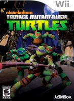Nintendo Wii TMNT Teenage Mutant Ninja Turtles