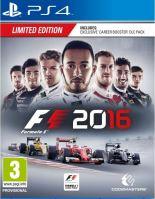 PS4 F1 2016